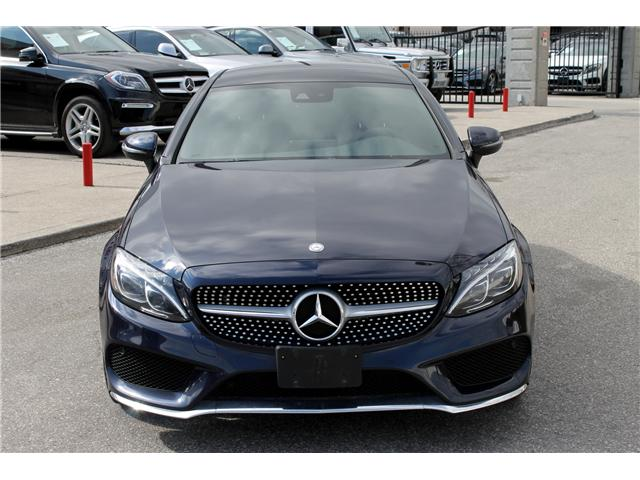 2017 Mercedes-Benz C-Class  (Stk: 16734) in Toronto - Image 2 of 20