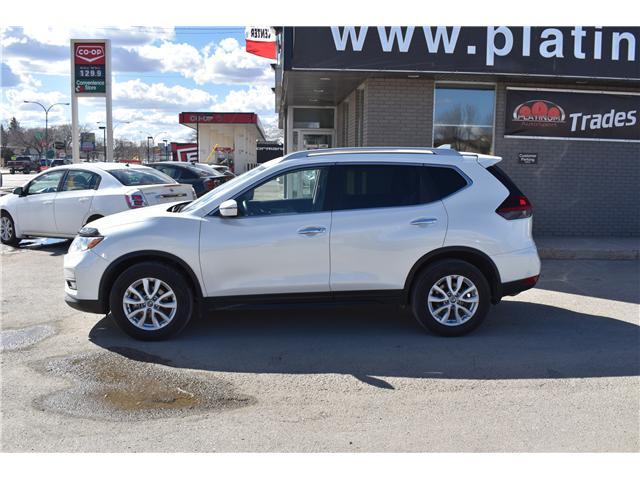 2018 Nissan Rogue SV (Stk: PP381) in Saskatoon - Image 4 of 30