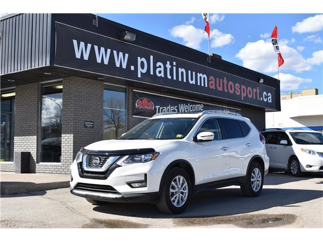 2018 Nissan Rogue SV (Stk: PP381) in Saskatoon - Image 1 of 30