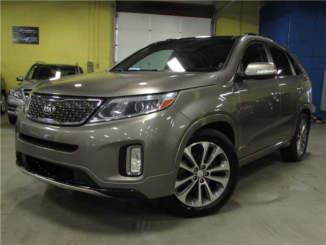 2015 Kia Sorento SX (Stk: F453) in North York - Image 1 of 30