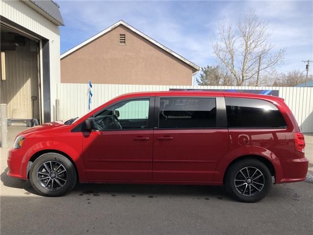 2014 Dodge Grand Caravan SE/SXT (Stk: 5598) in Fort Macleod - Image 2 of 20