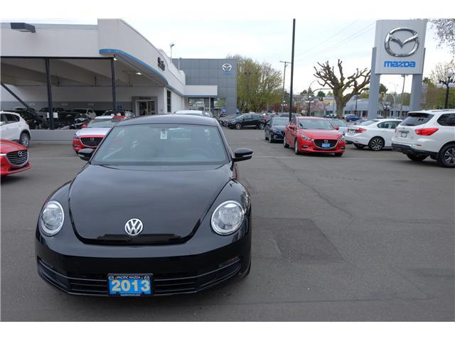 2013 Volkswagen Beetle 2.0 TDI Comfortline (Stk: 7891A) in Victoria - Image 2 of 18