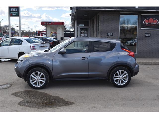 2014 Nissan Juke SV (Stk: PP384) in Saskatoon - Image 3 of 31