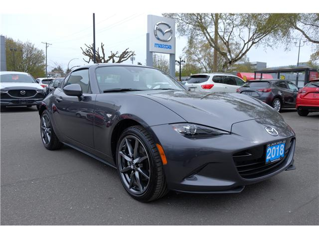 2018 Mazda MX-5 RF GT (Stk: 7893A) in Victoria - Image 1 of 17
