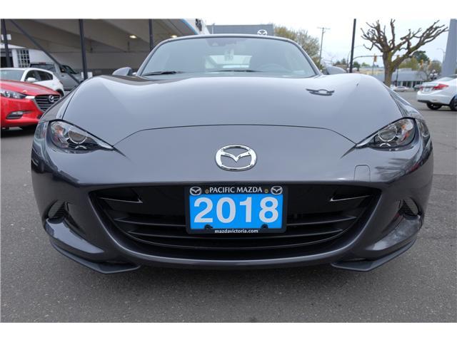 2018 Mazda MX-5 RF GT (Stk: 7893A) in Victoria - Image 3 of 17