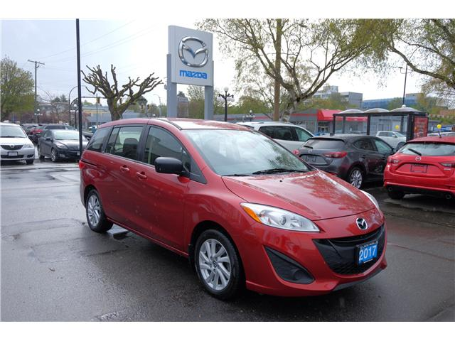 2017 Mazda Mazda5 GS (Stk: 7890A) in Victoria - Image 1 of 21