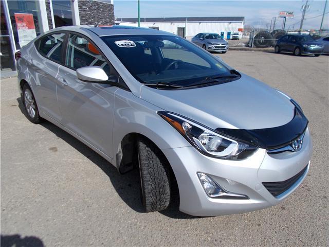 2016 Hyundai Elantra Sport Appearance (Stk: B1993) in Prince Albert - Image 3 of 22
