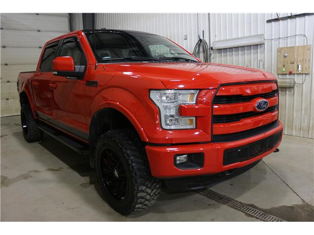 2016 Ford F-150  (Stk: KP009) in Rocky Mountain House - Image 3 of 27