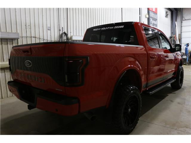 2016 Ford F-150  (Stk: KP009) in Rocky Mountain House - Image 7 of 27