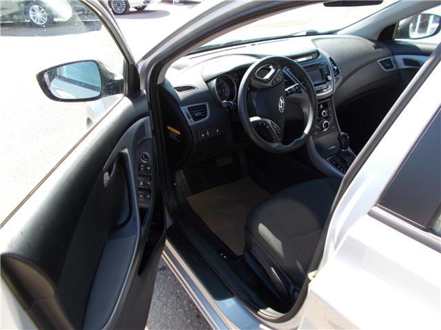 2016 Hyundai Elantra Sport Appearance (Stk: B1993) in Prince Albert - Image 9 of 22