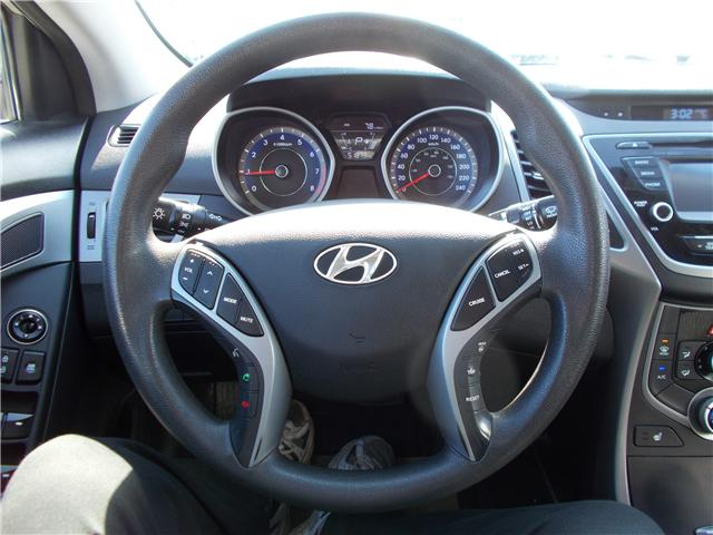 2016 Hyundai Elantra Sport Appearance (Stk: B1993) in Prince Albert - Image 13 of 22