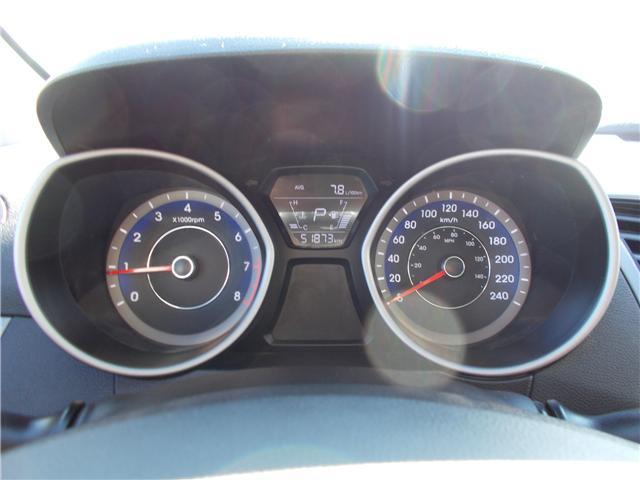 2016 Hyundai Elantra Sport Appearance (Stk: B1993) in Prince Albert - Image 14 of 22