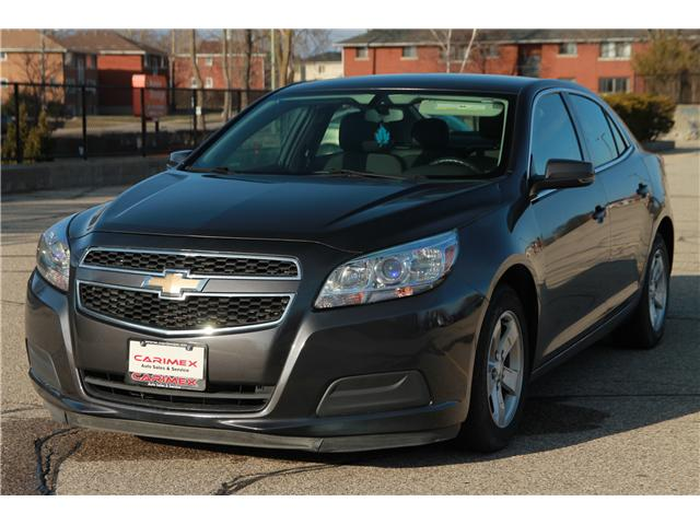 2013 Chevrolet Malibu 1LT (Stk: 1902044) in Waterloo - Image 1 of 24