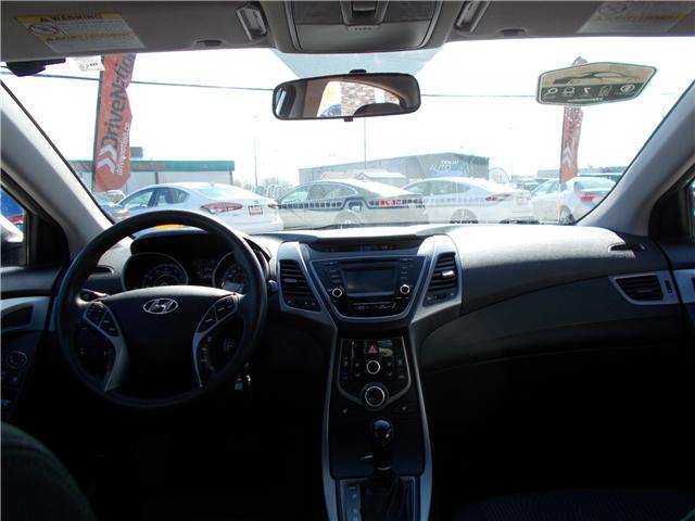 2016 Hyundai Elantra Sport Appearance (Stk: B1993) in Prince Albert - Image 19 of 22