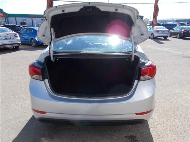 2016 Hyundai Elantra Sport Appearance (Stk: B1993) in Prince Albert - Image 20 of 22