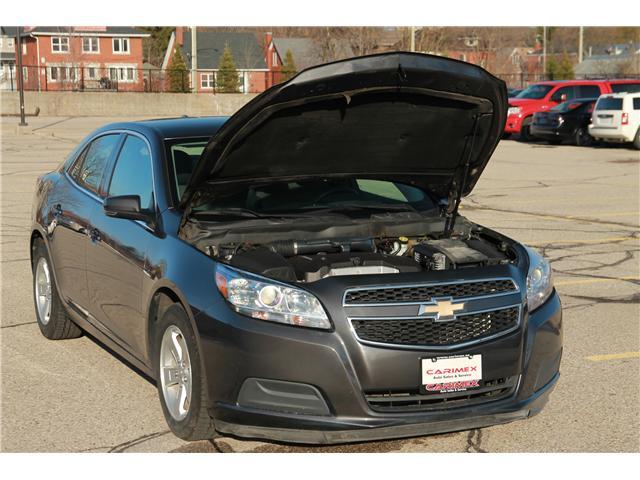 2013 Chevrolet Malibu 1LT (Stk: 1902044) in Waterloo - Image 22 of 24