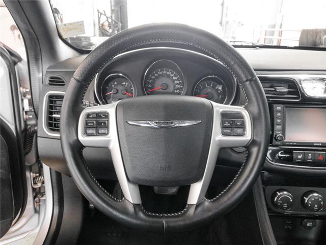 2012 Chrysler 200 S (Stk: 9-6066-1) in Burnaby - Image 5 of 24