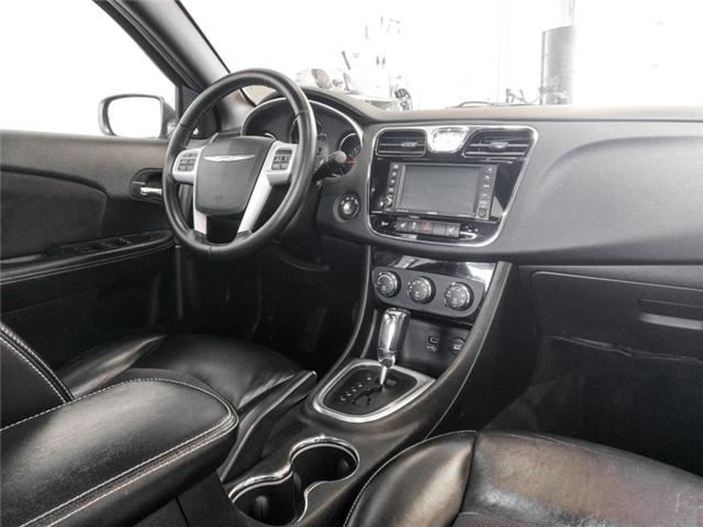 2012 Chrysler 200 S (Stk: 9-6066-1) in Burnaby - Image 4 of 24