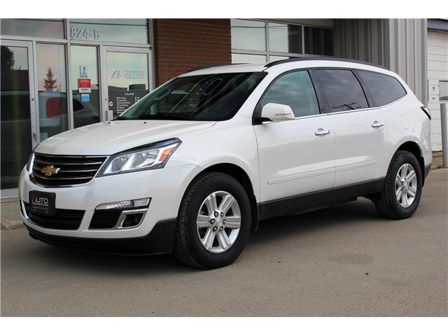 2014 Chevrolet Traverse 1LT (Stk: 116632) in Saskatoon - Image 1 of 25