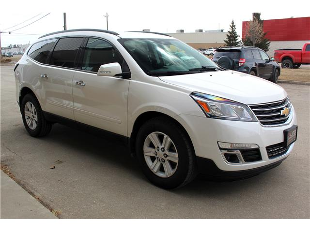 2014 Chevrolet Traverse 1LT (Stk: 116632) in Saskatoon - Image 4 of 25