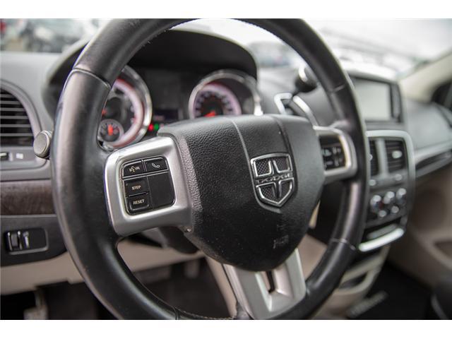 2013 Dodge Grand Caravan SE/SXT (Stk: EE900020A) in Surrey - Image 24 of 28