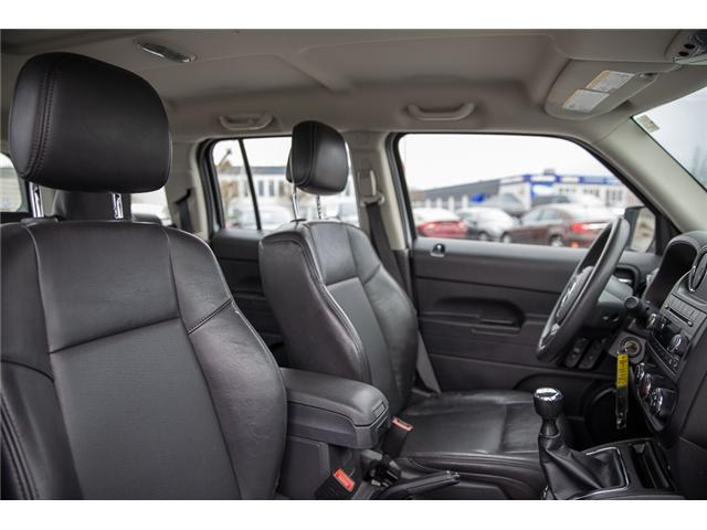 2014 Jeep Patriot Sport/North (Stk: EE900940A) in Surrey - Image 15 of 22