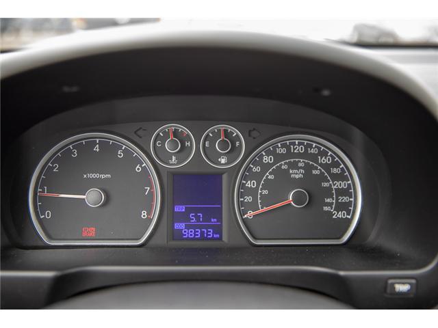 2011 Hyundai Elantra Touring GL (Stk: J183923A) in Surrey - Image 19 of 23