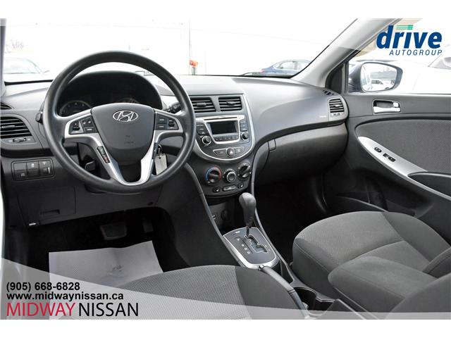 2014 Hyundai Accent GL (Stk: KC713086A) in Whitby - Image 2 of 27