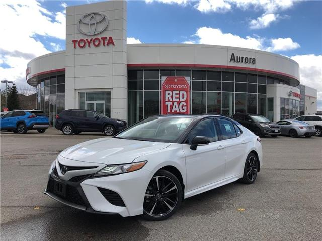 2019 Toyota Camry XSE (Stk: 30797) in Aurora - Image 1 of 16