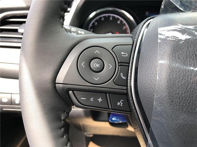 2019 Toyota Camry SE (Stk: 30802) in Aurora - Image 9 of 15