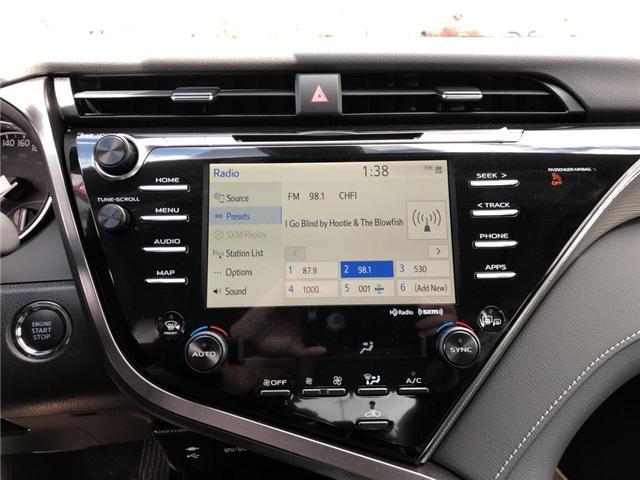 2019 Toyota Camry SE (Stk: 30802) in Aurora - Image 12 of 15