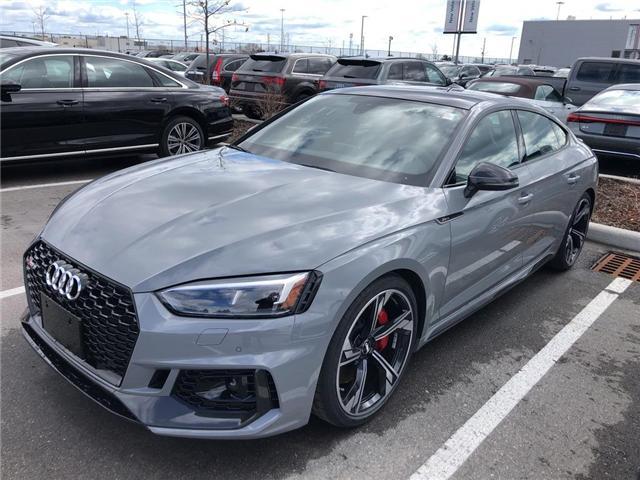 2019 Audi RS 5 2.9 (Stk: 50331) in Oakville - Image 1 of 5