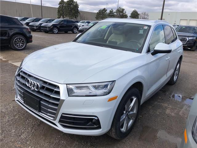 2019 Audi Q5 45 Technik (Stk: 50383) in Oakville - Image 1 of 5