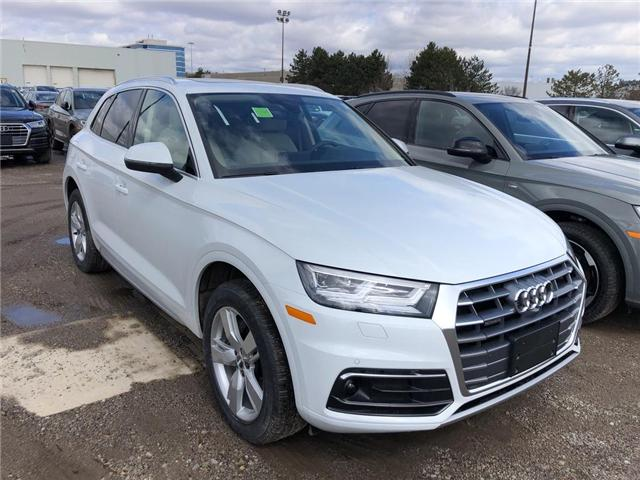 2019 Audi Q5 45 Technik (Stk: 50383) in Oakville - Image 3 of 5