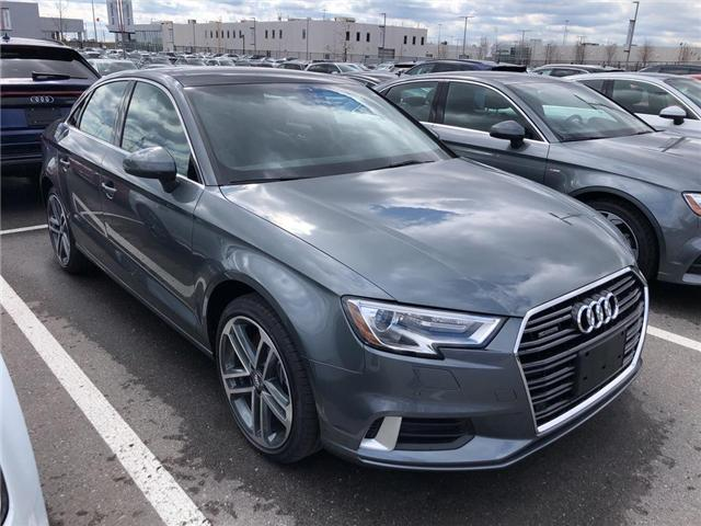 2019 Audi A3 45 Progressiv (Stk: 50488) in Oakville - Image 3 of 5