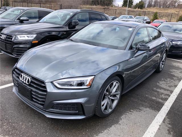 2019 Audi A5 45 Progressiv (Stk: 50504) in Oakville - Image 1 of 5