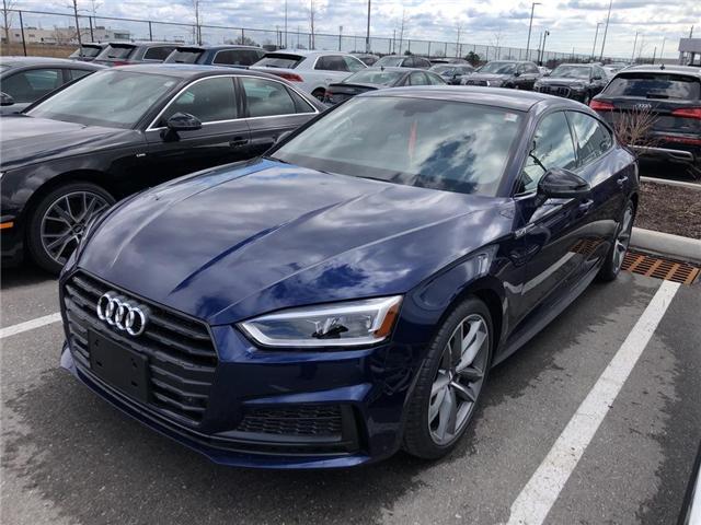 2019 Audi A5 45 Progressiv (Stk: 50519) in Oakville - Image 1 of 5
