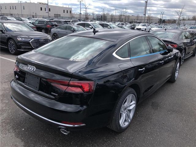 2019 Audi A5 45 Komfort (Stk: 50420) in Oakville - Image 4 of 5