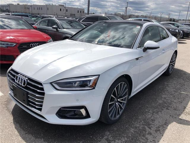 2019 Audi A5 45 Technik (Stk: 50430) in Oakville - Image 1 of 5