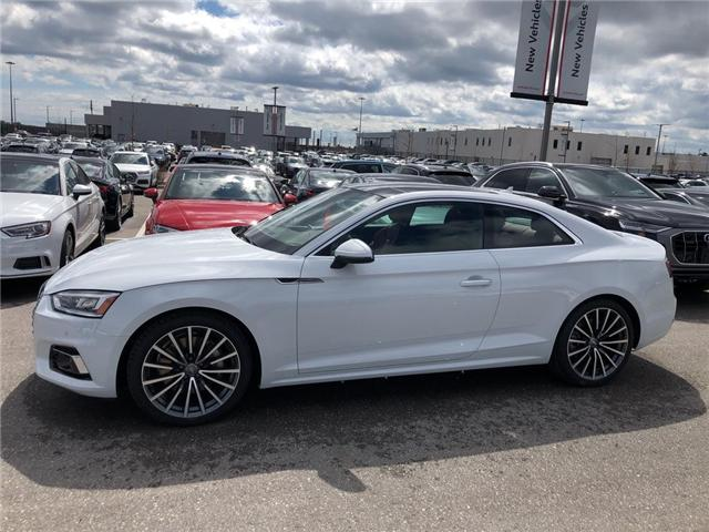 2019 Audi A5 45 Technik (Stk: 50430) in Oakville - Image 2 of 5