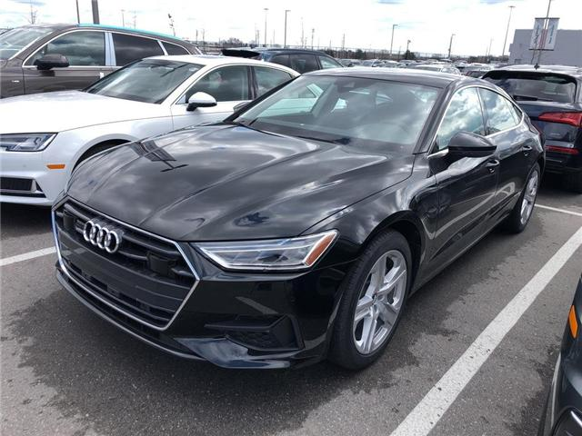 2019 Audi A7 55 Progressiv (Stk: 50437) in Oakville - Image 1 of 5