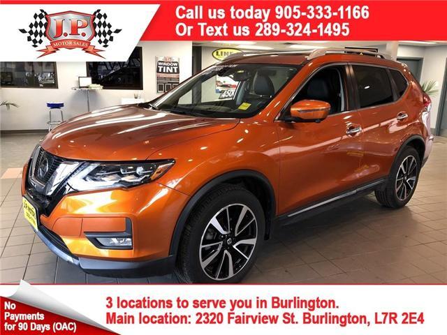 2017 Nissan Rogue SL Platinum (Stk: 46120) in Burlington - Image 1 of 24
