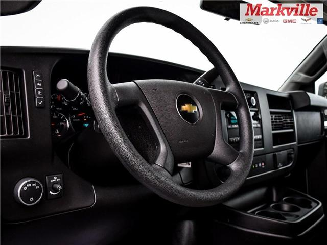 2018 Chevrolet Express 2500 EXT CARGO- GM CERTIFIED PRE-OWNED (Stk: P6273) in Markham - Image 12 of 24