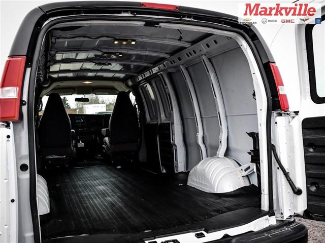 2018 Chevrolet Express 2500 EXT CARGO- GM CERTIFIED PRE-OWNED (Stk: P6273) in Markham - Image 23 of 24