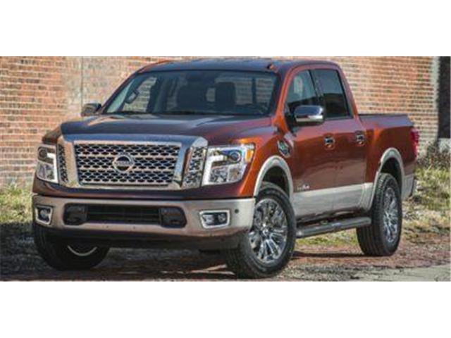 2018 Nissan Titan Platinum (Stk: 18-614) in Kingston - Image 1 of 1