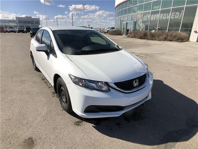 2014 Honda Civic  (Stk: 284215A) in Calgary - Image 1 of 14