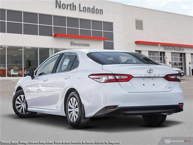 2019 Toyota Camry LE (Stk: 219420) in London - Image 4 of 24