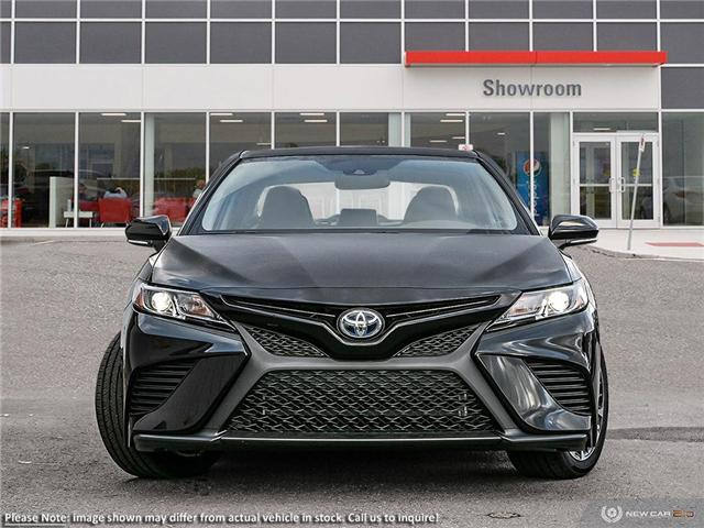 2019 Toyota Camry Hybrid SE (Stk: 219511) in London - Image 2 of 24