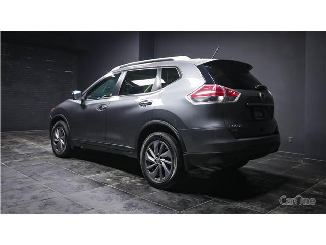 2016 Nissan Rogue SL Premium (Stk: CT19-140) in Kingston - Image 4 of 35
