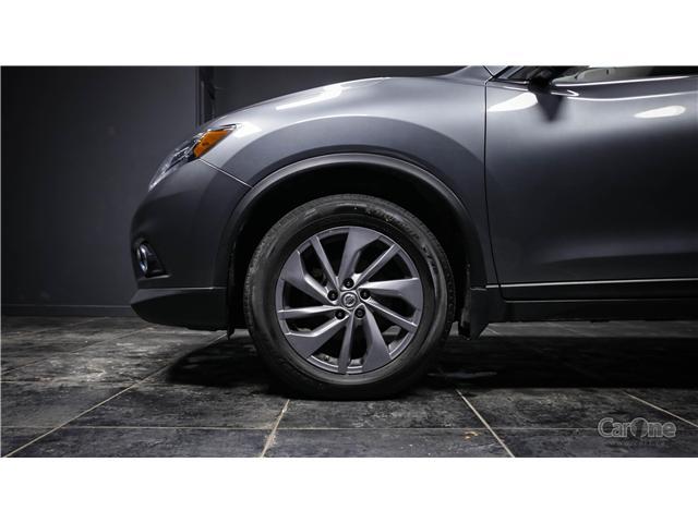 2016 Nissan Rogue SL Premium (Stk: CT19-140) in Kingston - Image 33 of 35